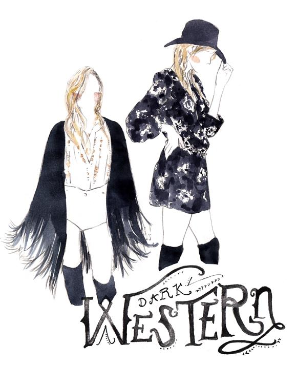 Dark-Western