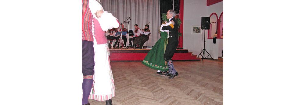 Uppdansning Diplom 2005 - Linda & Ross