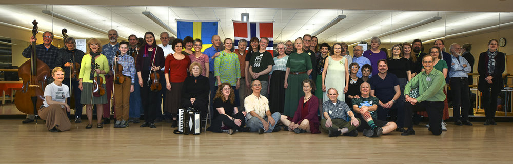 Scandia DC 3rd Saturday Dance - Mar. 17, 2018 (Photo by Stan Turk)
