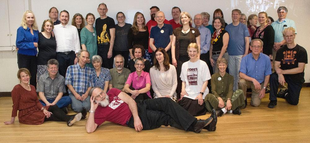 8th Annual Rørosmartnan Party (February 23, 2019) - Photo by Stan Turk
