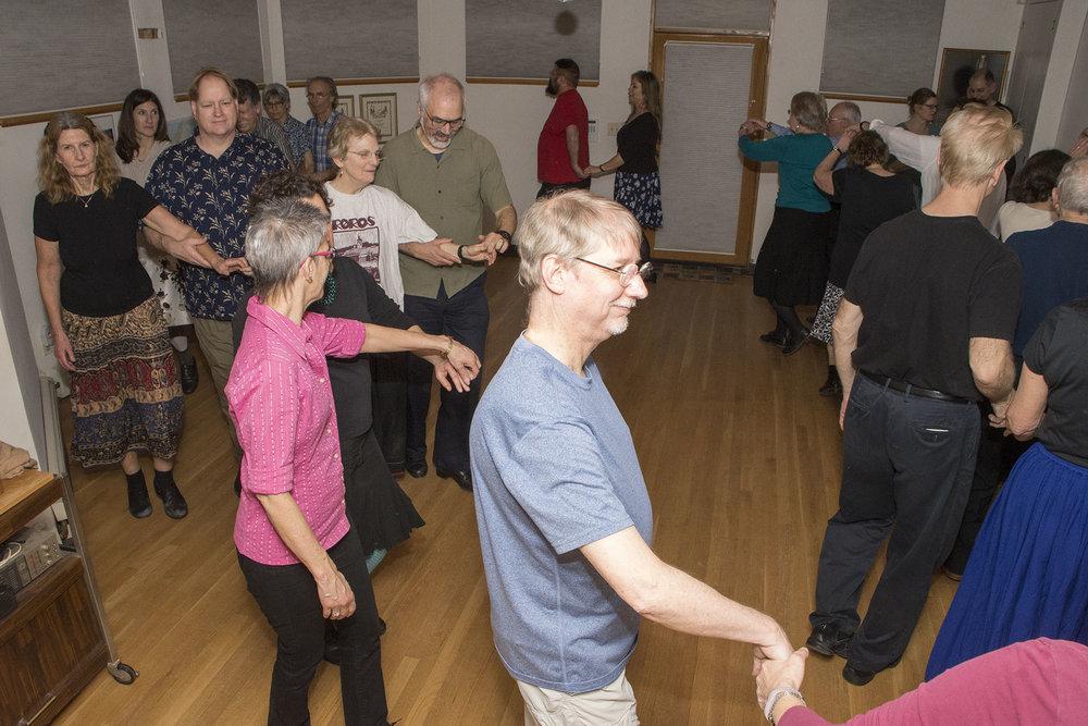 8th Annual Rørosmartnan Party (Feruary 23, 2019) - Photo by Stan Turk