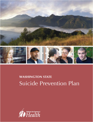 Washington State Suicide Prevention Plan (.pdf)