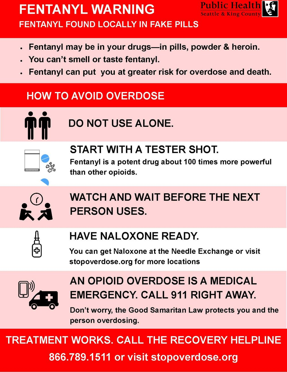 Download and print a fentanyl warning sheet (.pdf)