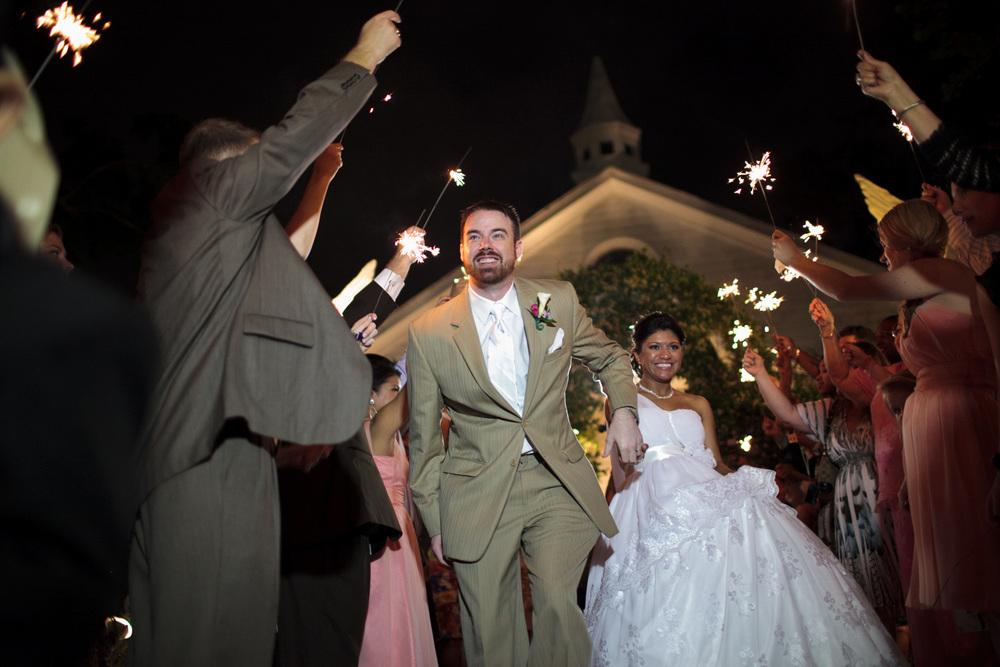 Conroe, TX wedding: Myra and Trent
