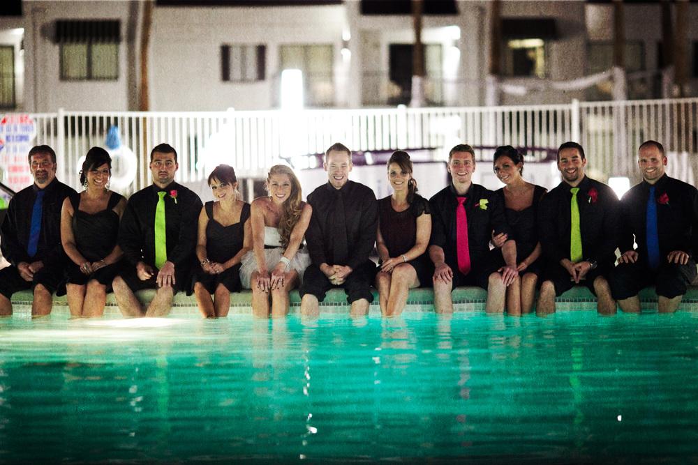 Las Vegas, NV Weddings: Kateland and Wade