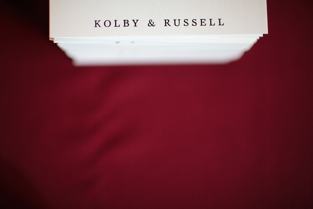 Anchorage, AK Wedding: Kolby and Russell