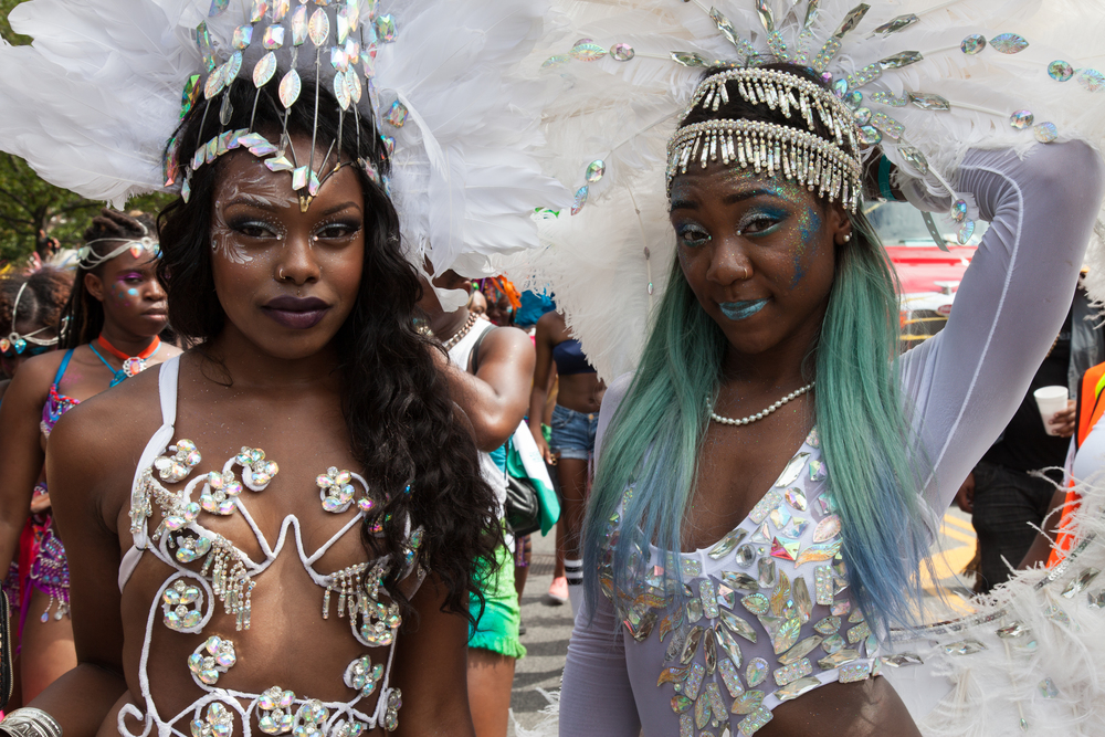 West Indian Parade, NYC, sept 1 , 2014