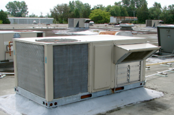 We install and service rooftop units, commercial split systems, package units, and more!  Inquire today to see if we fit your bill!