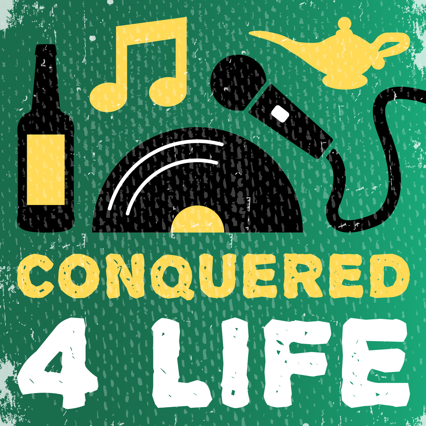 Conquered 4 Life - Christopher the Conquered