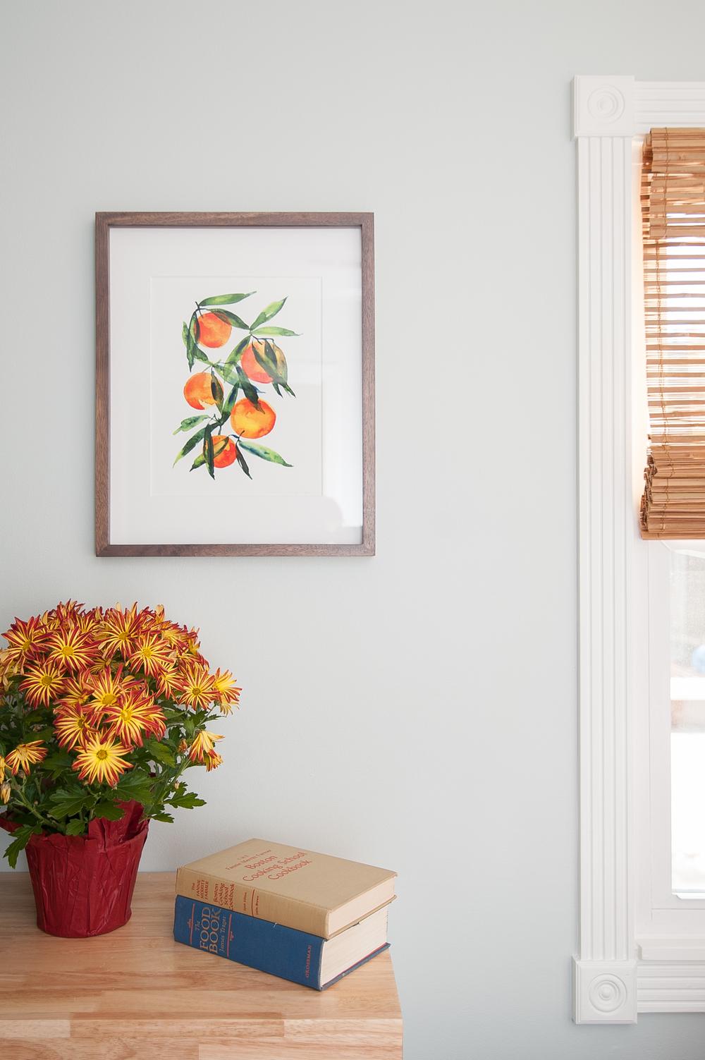 Artful Interiors – Bachelor Pad - Kitchen Art