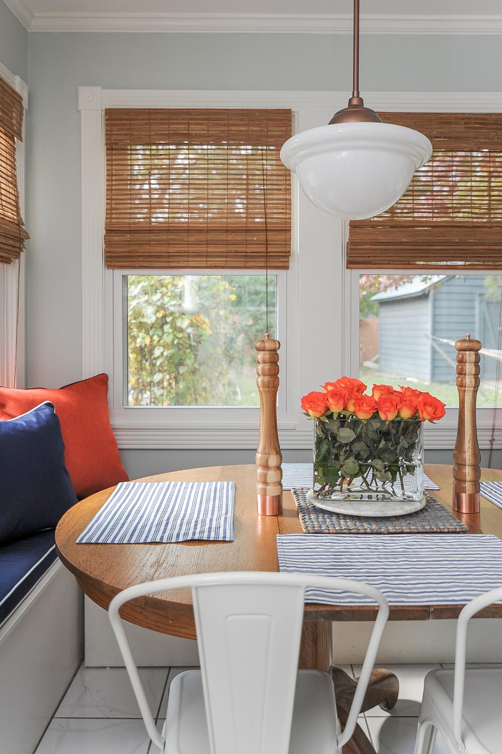 Artful Interiors – Bachelor Pad - Kitchen Roses