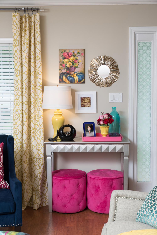Artful Interiors – Bachelorette Pad - Entry