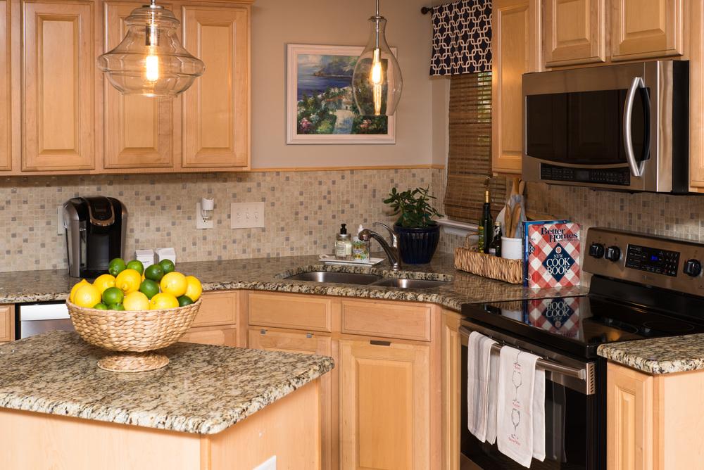Artful Interiors – Bachelorette Pad - Kitchen