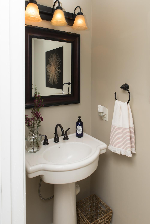 Artful Interiors – Bachelorette Pad - Bathroom