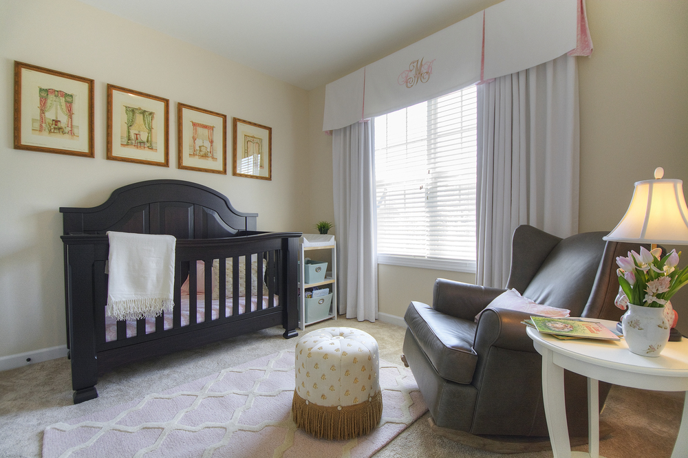 Artful Interiors - Nursery - Full Room