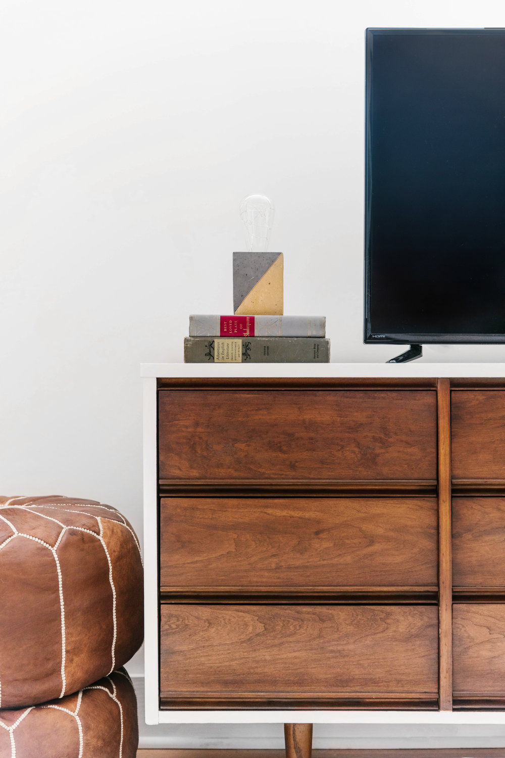 Bachelor Pad Midcentury Console