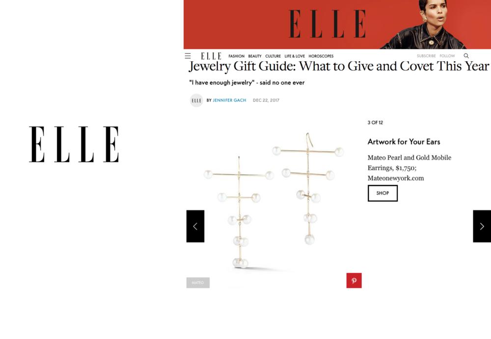 Elle Magazine :: Dec Gift Guide.png