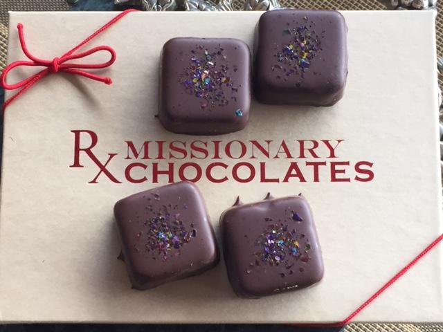 Photo Credit: MISSIONARY CHOCOLATES