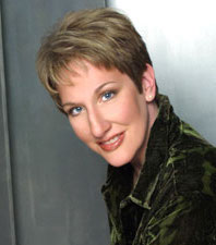 Christian radio show host, Stacy Stone