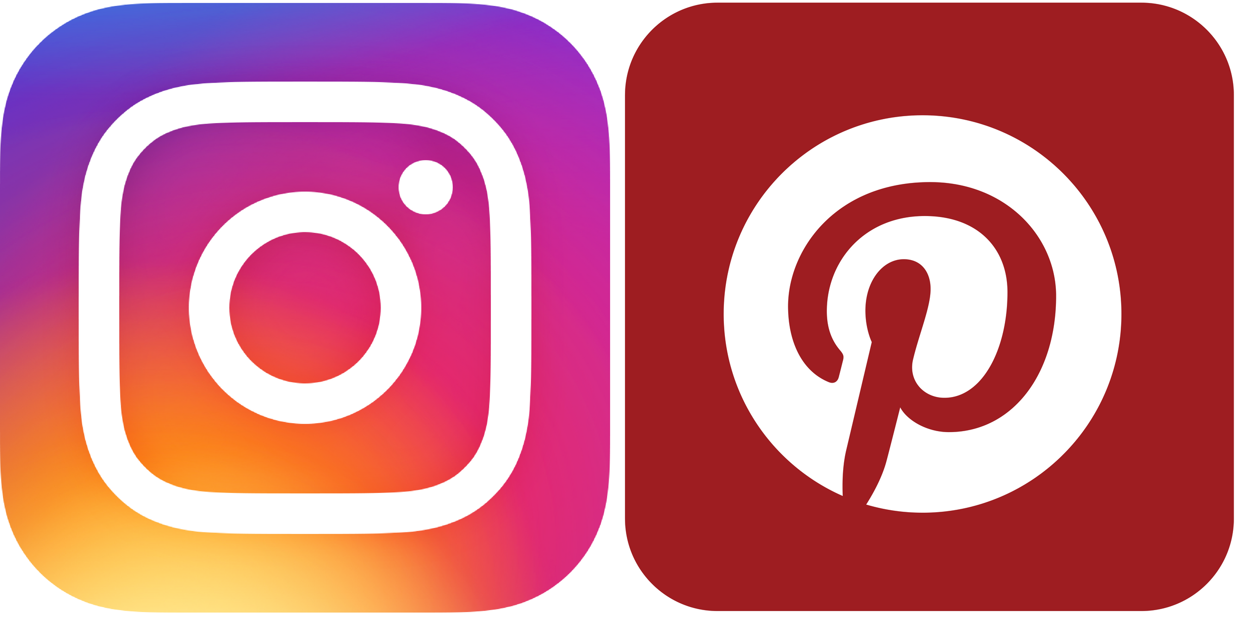 Whats The Difference Between Instagram And Pinterest Felicia Lin Symbols Electronics On