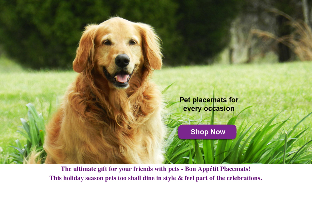 Bon Appetit Pet Placemats Retriever.jpg