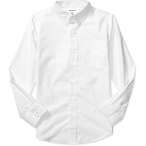 White Shirt With Buttons | Is Shirt