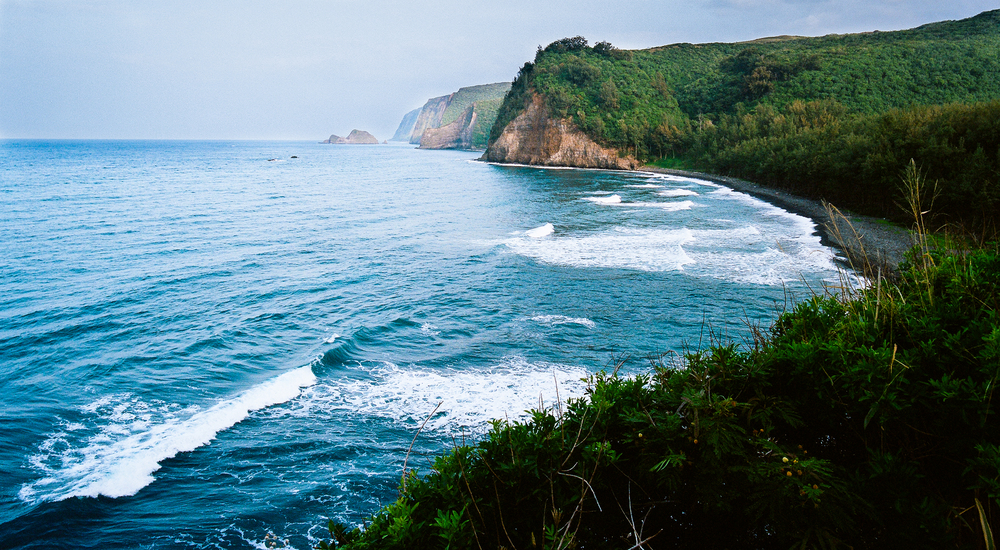 Paradise in Pololu Valley