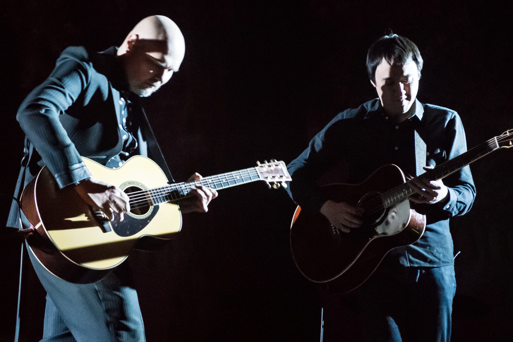 Billy Corgan & Jeff Schroeder