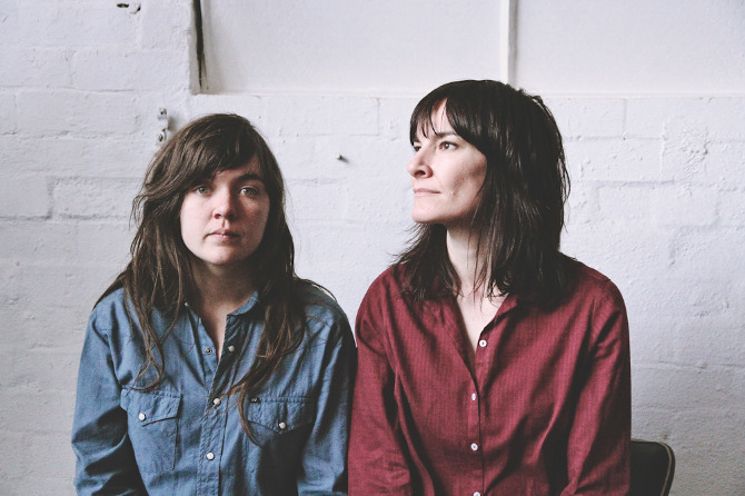 courtney barnett and jen cloher