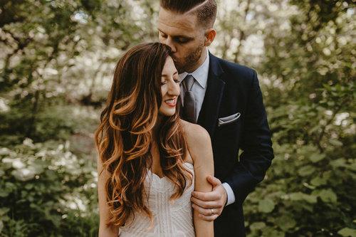 brenden danielle creekside rose garden chico california wedding photographer - Happy Garden Chico