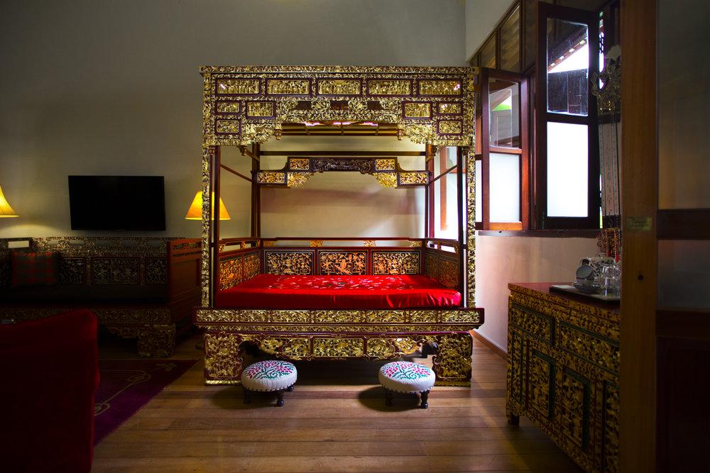 Peranakan Wedding bed .jpg