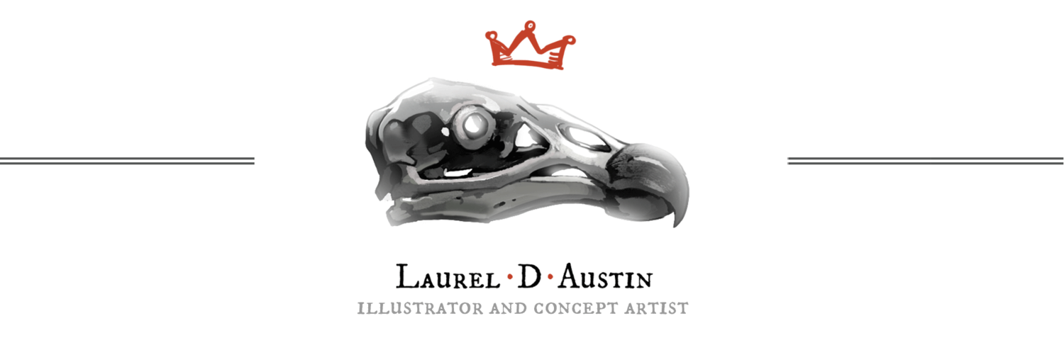 The Art of Laurel D. Austin