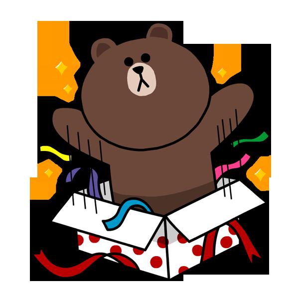 line_gift