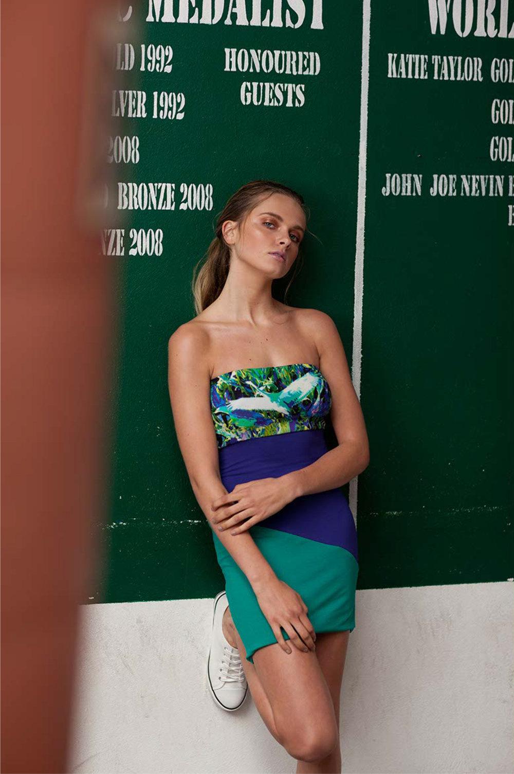 Crane-print-strapless-dress--.jpg