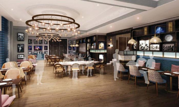 A new Montreux Jazz Café to open at the Montreux Palace