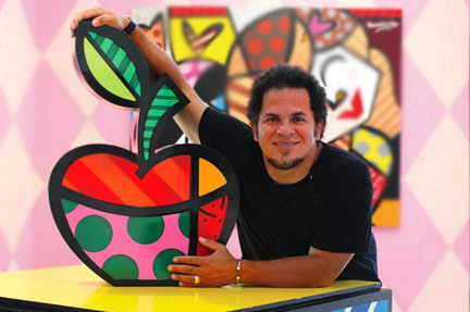 About Romero Britto