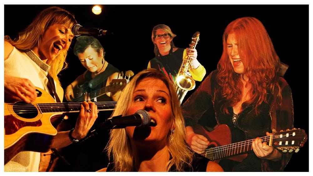 Tove Bøygard-sang, gitar, munnspill, banjo, stortromme. Caroline Waters-sang, piano, gitar, fiolin, djembe. Sara Anderssson-sang, gitar. Venja Ruud Nilsen-bass, kastanjetter. Bente Mari Mortensen-sax, koring, perkusjon.
