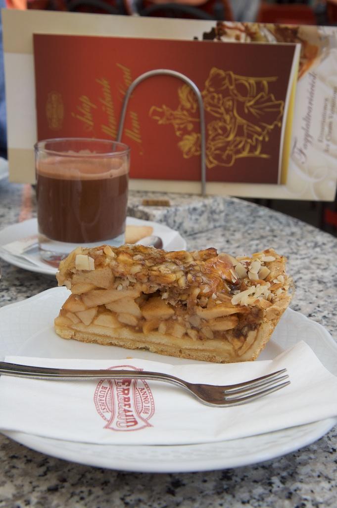 Gerbeaud's Alma Torte