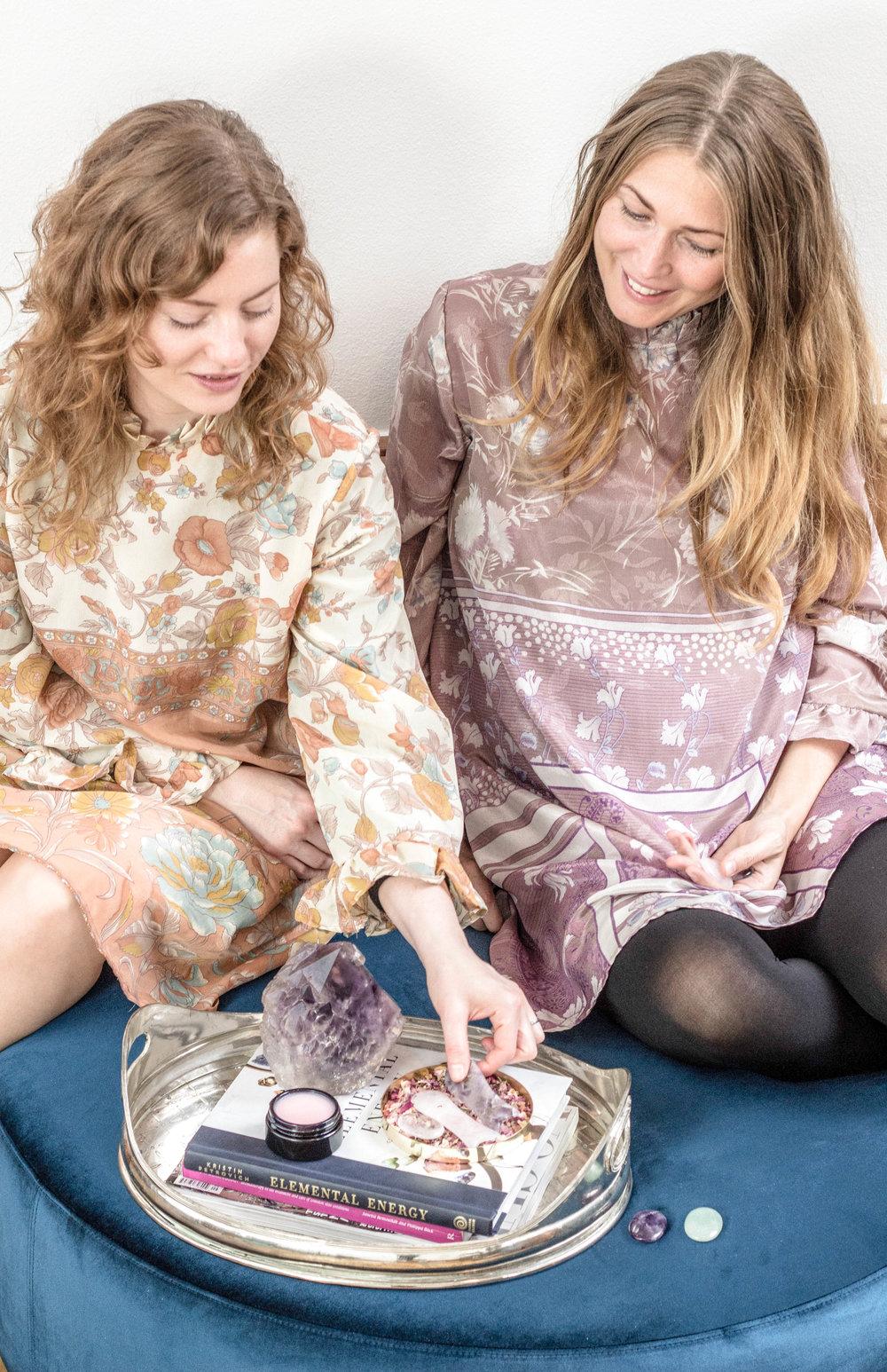 honest beauty talks maja og tanja gua sha facial tutorial video