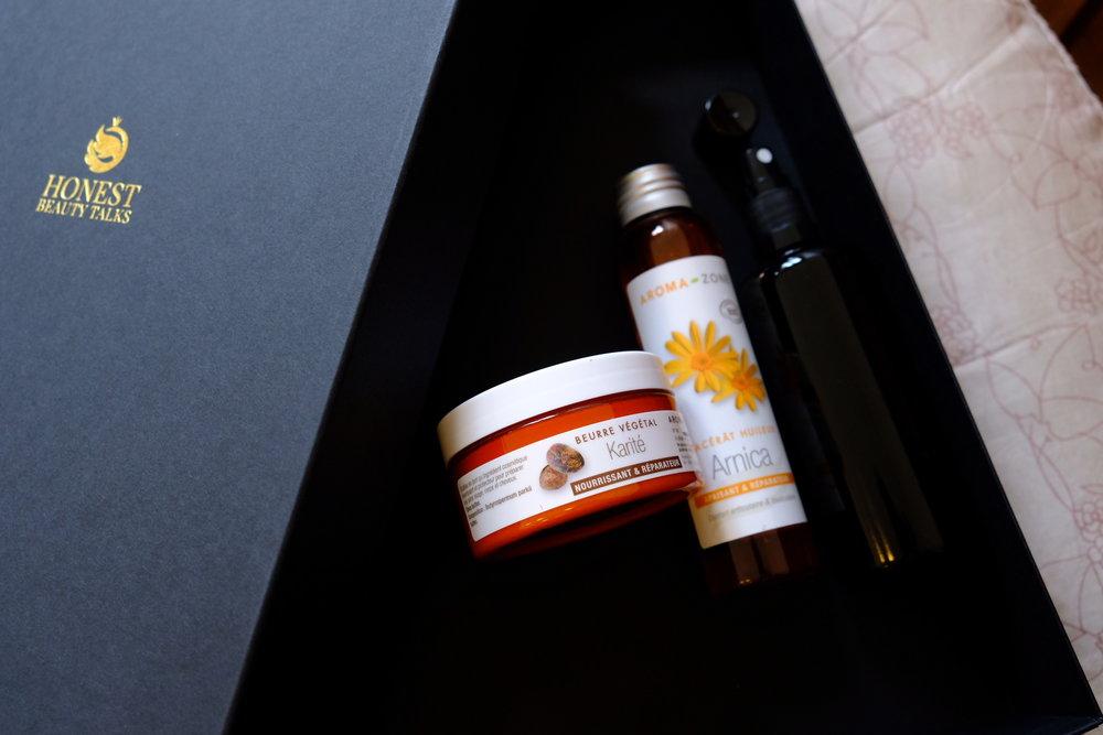 opskrift på olie mod cellulite appelsinhud sort miron glas sprayflaske 100ml
