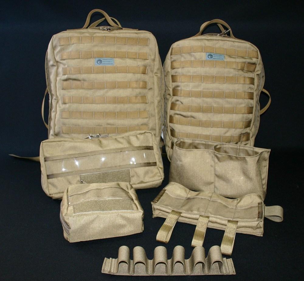 Custom Medic Trauma Backpack