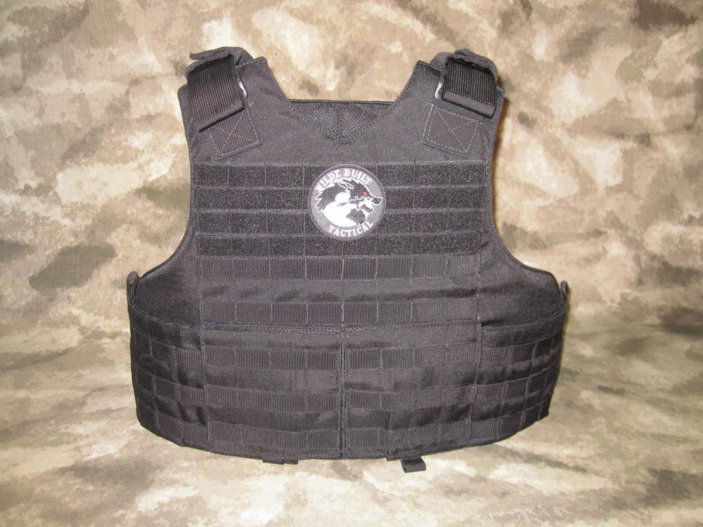 Custom Vest Cover