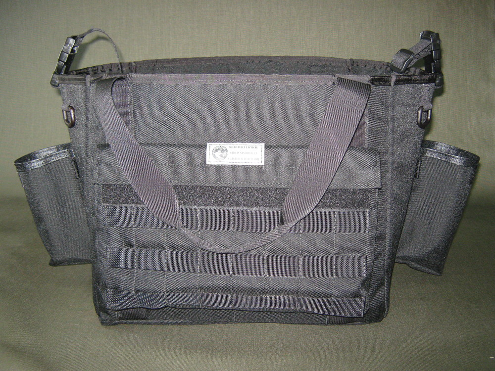 Custom Patrol Bag