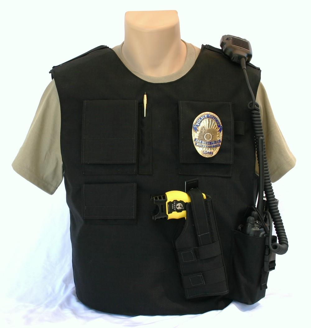 Police Vest Carrier