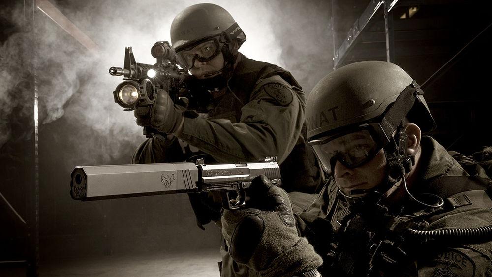 Law Enforcement Tactical Gear