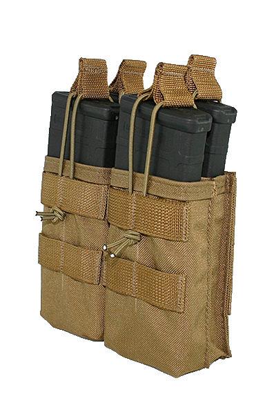 Ar 15 Magazine Holder AR 41 Magazine Pouch 41 Round — Wilde Custom Gear Tactical 8