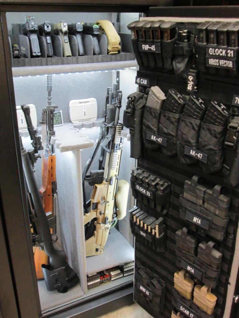 best handguns guns panel doors for organizer pistols ammunition liberty magazines accessory under models safe other pinterest choke reviews door pin and security tubes gun products fits