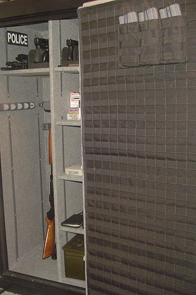 MOLLE Gun Safe Door Panel Organizer & MOLLE Gun Safe Door Panel Organizer \u2014 Wilde Custom Gear | Tactical ...