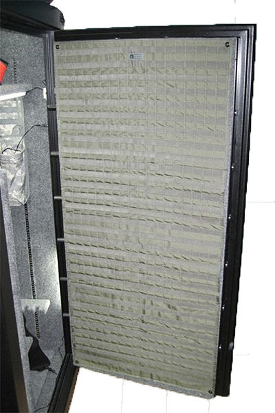 Molle Gun Safe Door Panel Organizer Wilde Custom Gear