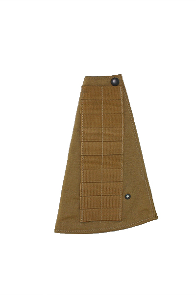Woodsman's Pal MOLLE Sheath Coyote Brown